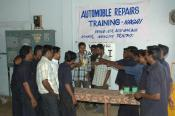 Vocational Training to victims of Tsunami in Nagapattinam